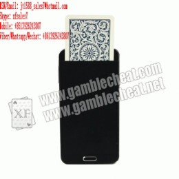 XF samsung mobile phone poker exchanger device/ modiano marked cards / poker analyzer / uv contact lenses / electronic dices / cheating device in poke
